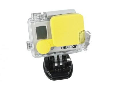 TMC Silicone Cap For Gopro HD Hero3+ ( Yellow )
