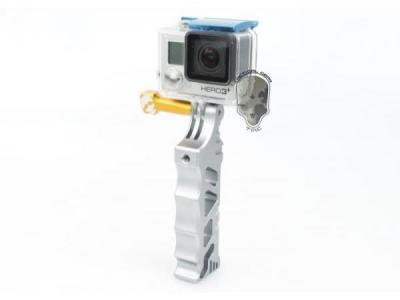 TMC Tactical Style Grip FOR GOPRO 3/3+ ( GunMetal )