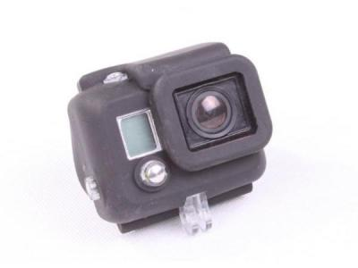SIXXY Silicone Case For Gopro HD Hero 3 ( BK )