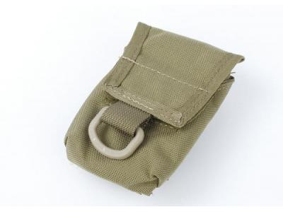 TMC iphone Pouch ( Tan )