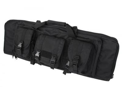TMC MOLLE with Pouches 90 cm Rifle Case ( BK )