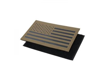 TMC Large US Flag Infrared Patch ( CB )