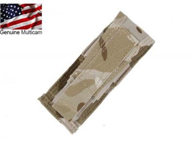 TMC Single Pistol Mag Vertical Pouch ( Multicam Arid )