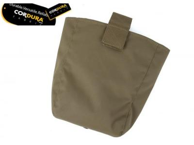 TMC Curve Roll-Up Dump Bag ( Matte CB )