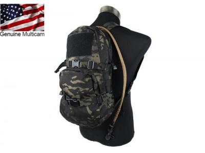 TMC Modular Assault Pack 3L Hydration Bag ( Multicam Black )