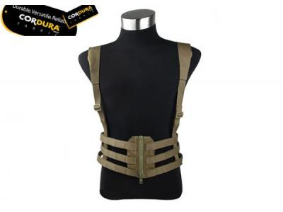 TMC LOW PRO CHEST RIG ( CB )