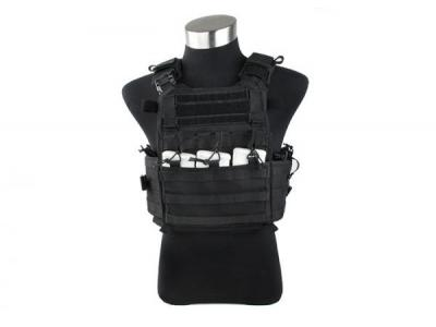 TMC AEO Assault Plate Carrier ( BK )
