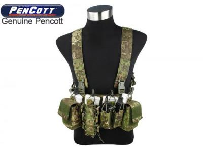 TMC D-Mittsu Chest Rig ( GreenZone )