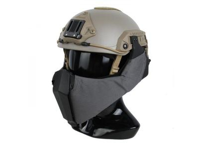 TMC MANDIBLE for OC Highcut Helmet ( Wolf Grey )