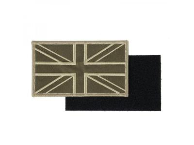 TMC UK Flag Tan Patch