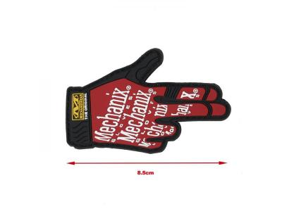 TMC Patch ( MH Gloves Red )