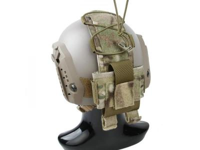 TMC MK3 BatteryCase for Helmet ( Multicam )