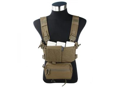 TMC Modular Chest Rig ( Set A CB )