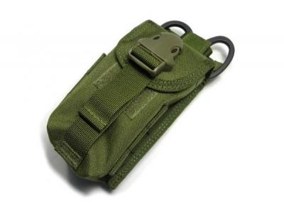 TMC Double mag pouch w Medical scissors holder ( OD )