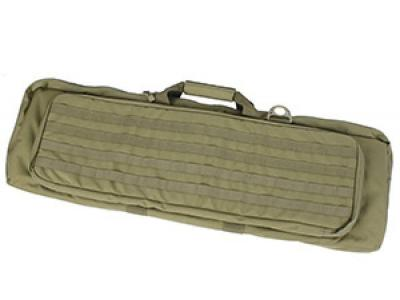 TMC 97 x 31cm MOLLE Double Rifle Case ( khaki )