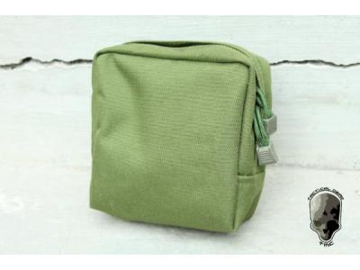 TMC Square MOLLE Canteen Pouch ( OD )