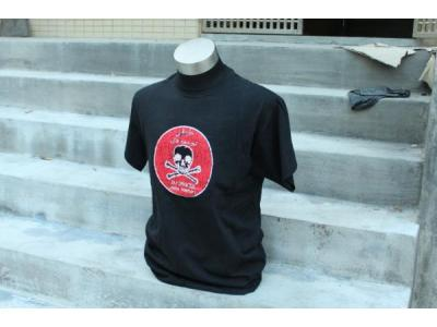 TMC x Gildan t-shirt ( Red Skull )