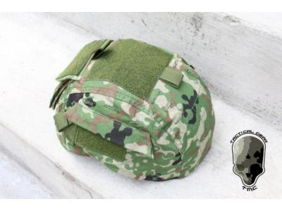 TMC Helmet Cover for MICH ( JGSDF Second-Series Camo )