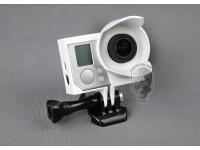 TMC Tripod Cradle Sunshade Housing for GoPro Hero3 3+ Cam