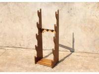 TMC Wood Gun Stand ( Model A )