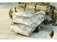 TMC Cordura low pitched waist pack ( ACU )
