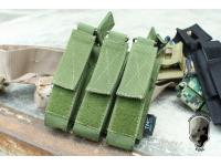 TMC MOLLE Tri Open Top Mag Pouch for MP7 ( OD )